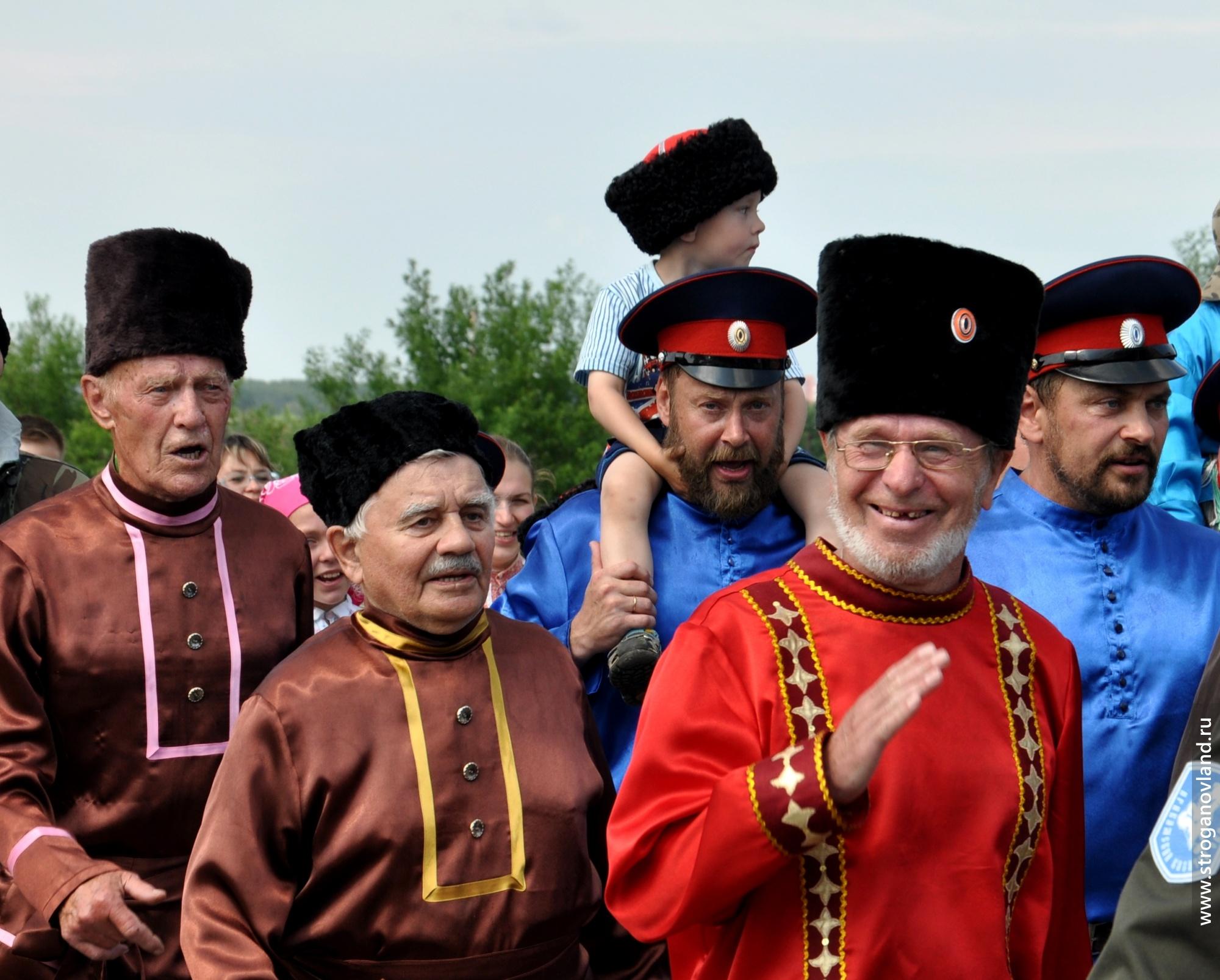 обмундирование уральского казачества картинки фото